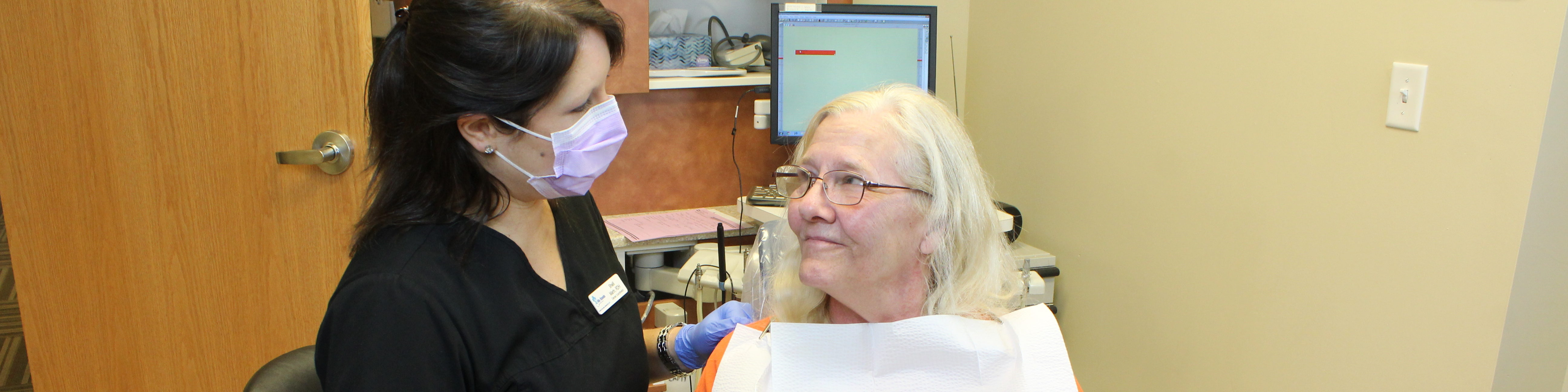Dental Care at His Hands Free Clinic